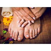 Gel Polish Correction-коррекция ногтей на ногах фото