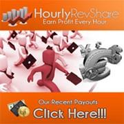 HourlyRevShare - Проект,Который ПЛАТИТ! фото