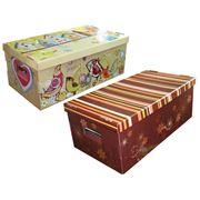 НОВИНКА!Коробки для предметов!Это не просто коробки это стильный декор и функциональный предмет вашего дома и детских комнат!!!Произведено в МОЛДОВЕ! фото
