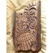Сувениры деревянные ручного изготовления фотография