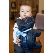 Игрушки-сувениры мягкие Hippo фото