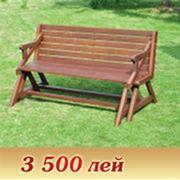 Скамейки садовые в Кишиневе фото