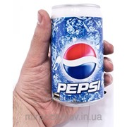 Портативные mp3 колонки с ФМ Pepsi фото