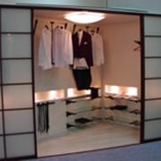 Шкафы гардеробные, гардеробные фото