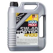 НС- синтетическое моторное масло (арт.: 3701) Top Tec 4100 5W-40 фото