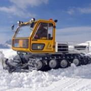 Snow Rabbit 3 снегоуборочная машина фото