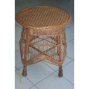плетёная мебель(лоза) фото