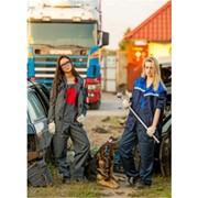 Одежда для работников СТО женский фото