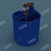 Агитационный бак XB-1200 фото