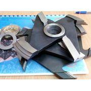 Комплект фрез для полного изготовления филенчатых дверей Кремень ДФ-04.07. Ф=200х32х(40 мм). фото