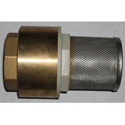 Обратный клапан для насоса с фильтром фото
