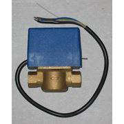 Клапан 2-х ходовой с электроприводом фото