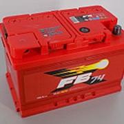 Аккумулятор FB Westa 74 а/ч L низ фото