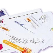 Изготовление Конвертов с логотипом фото