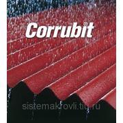 Битумные волнистые листы Corrubit фото