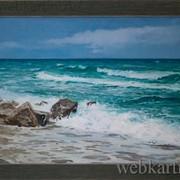 "Пейзаж ""Морской берег"" | Landscape ""Seashore"" фото"