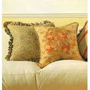 Подушки диванные с набивкой из волокон Подушки спальные с набивкой из шерсти животных Подушки спальные с набивкой из волокон.ОПТОМ фото