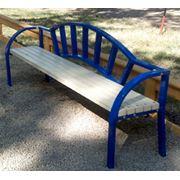 Садово-парковая мебель фото