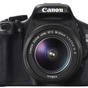 Фотоаппарат Canon EOS 600D EF-S 18-55 IS II (5170B078) фото