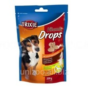 Дропсы со вкусом бекона для собак Trixie Vitamin Drops mit (Трикси) 200гр фото