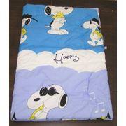 Одеяло детское из синтепона фото