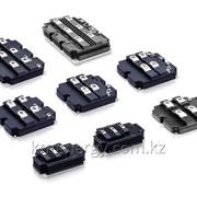 Диодные модули и IGBT - HiPak с SPT&SPT+ чипами ABB фото