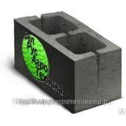 Блок стеновой 2-х пустотный пескоцементный СКЦ-1 ГОСТ 6133-99 КСЛ-ПР-ПС-39- фото