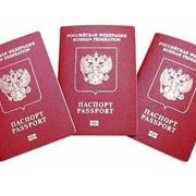 Оформление загранпаспорта фото