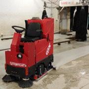 R.P.S. Corporation Аренда поломоечно-подметальной машины с цилиндрическими щётками GTX 30C фото