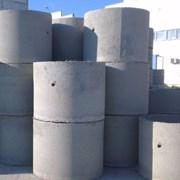 Кольцо бетонное для канализации КС 10.6 фото