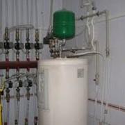Установка оборудования оборотного водоснабжения фото