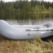 Лодка Вуокса V-240 фото