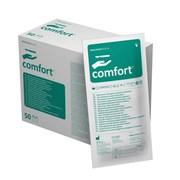 Перчатки хирургические comfort, латексные, стерильные, опудренные, размером 7,0 фото