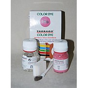 TARRAGO - 100 Краситель+очиститель COLOR DYE, стекло, 2 х 25мл. (pink) фото