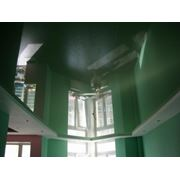 Натяжные потолки с рисунком фото