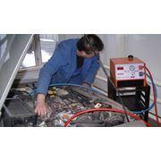 Промывка инжектора автомобилей марки Mitsubish фото