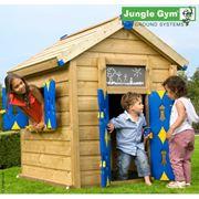 "Детский домик из дерева ""PLAY HOUSE"" фото"