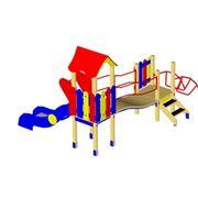 Игровые детские комплексы от 3 до 6 лет фото