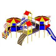 Детский игровой комплекс ИК-6.45 фото