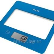 Весы Кухонные Sencor Sks5022Bl, арт.136849 фото