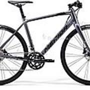 Велосипед Merida Speeder 300 (2020) Серый 21 ростовка фото
