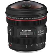 Прокат фишай объектива Canon EF 8-15mm L f/4 Fisheye фото