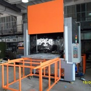 Оборудование моющее для промывки и очистки деталей машин фото