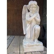 Ангелы из декоративного бетона для памятников. фото