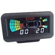 Парктроник 4 датчика с информативным дисплеем 4D фото