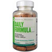 Витамины и минералы DAILY FORMULA 100 таблеток фото