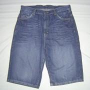 Женские джинсовые шорты MGZ 04 SORT 2012 фото