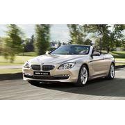 BMW 6 серии Кабриолет фото