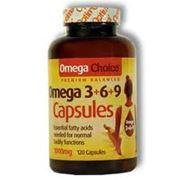 Витамины OMEGA 3 6 9 фото