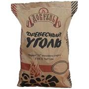 Опаковка торби с въглища в Украйна фото